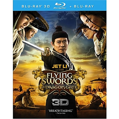 Flying Swords Of Dragon Gate 3D (BLU-RAY DISC)