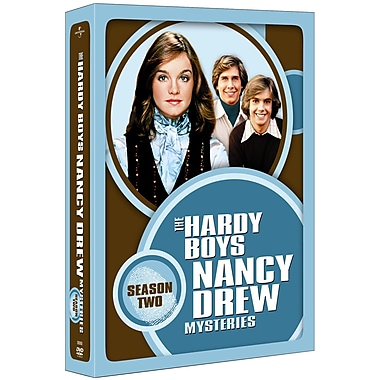 The Hardy Boys Nancy Drew Mysteries: Season 2 (DVD)
