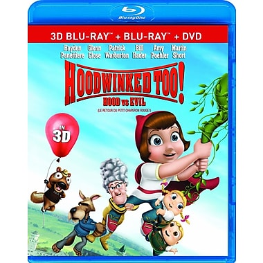 Hoodwinked Too! Hood Vs Evil 3D (3D BLU-RAY)