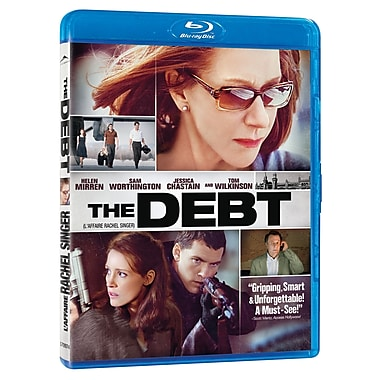 The Debt (BLU-RAY DISC)
