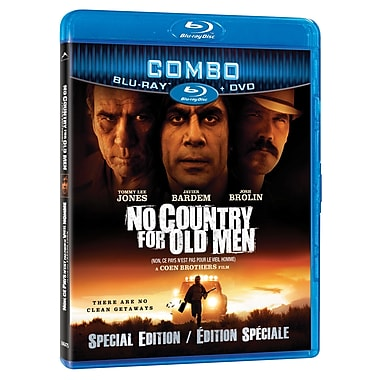 No Country For Old Men (BLU-RAY DISC) 2011