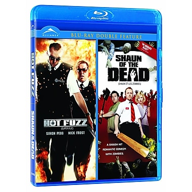 Hot Fuzz Shaun Of The Dead (BLU-RAY DISC)
