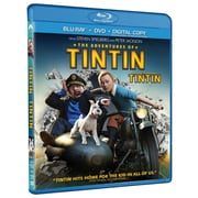 The Adventures Of Tintin (BRD + DVD + Digital Copy)