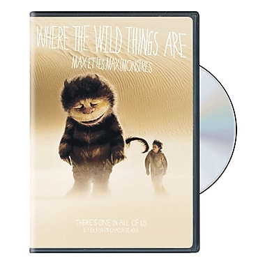 Where The Wild Things Are Max Et Les Maximonstres (DVD)