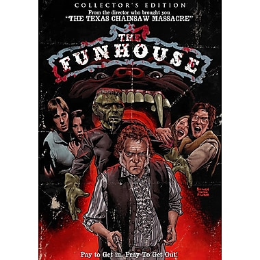 The Funhouse (DVD)