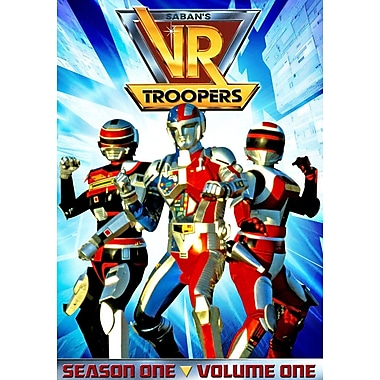 Vr Troopers - Season 1 - Volume 1 (DVD)