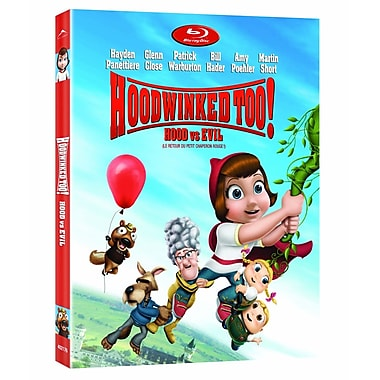 Hoodwinked Too! Hood Vs Evil (BLU-RAY DISC)
