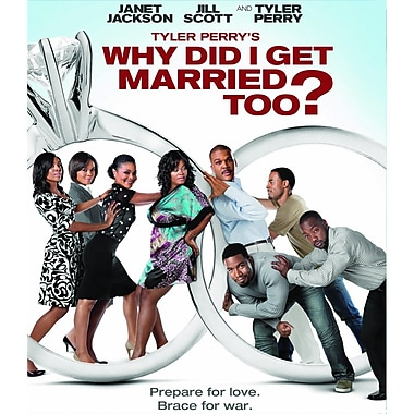 Tyler Perry's Why Did I Get Married Too? (BLU-RAY DISC)