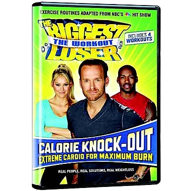 The Biggest Loser: Calorie Knock-Out (DVD)
