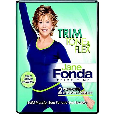 Jane Fonda Prime Time: Trim Tone And Flex (DVD)