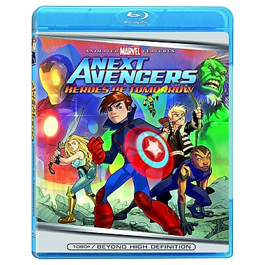Next Avengers: Heroes Of Tomorrow (BLU-RAY DISC)