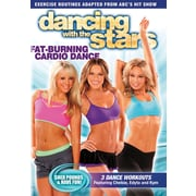 Dancing With The Stars: Fat Burning Cardio Dance (DVD)