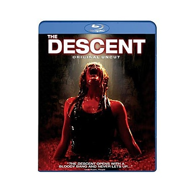 The Descent (DISQUE BLU-RAY)