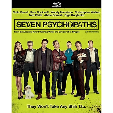 Seven Psychopaths (DISQUE BLU-RAY)