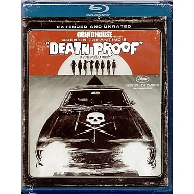 Grindhouse Presents: Death Proof (BLU-RAY DISC)