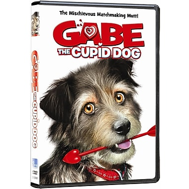 Gabe The Cupid Dog (DVD)