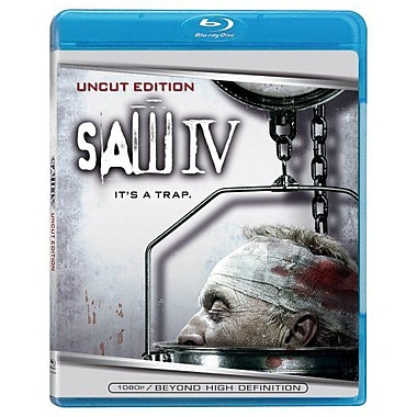 Saw IV (BLU-RAY DISC)