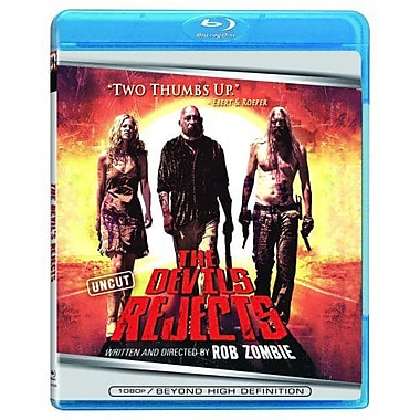 The Devil's Rejects (DISQUE BLU-RAY)