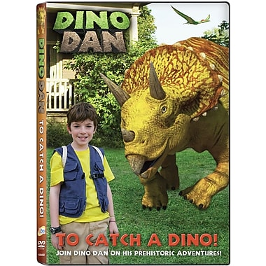 Dino Dan - To Catch A Dino (DVD)