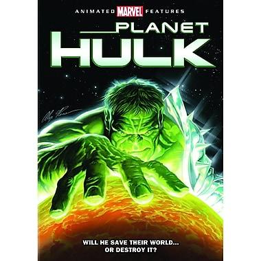 Planet Hulk (DVD) 2012