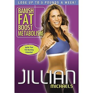 Jillian Michaels: Banish Fat Boost Metabolism (DVD)