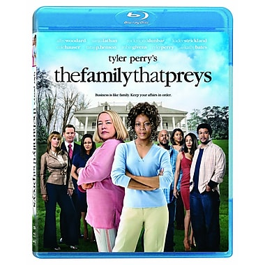Tyler Perry's The Family That Preys (DISQUE BLU-RAY)