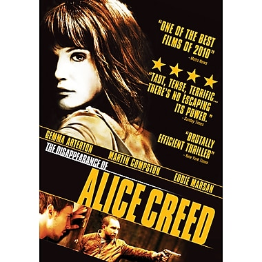 Disappearance Of Alice Creed (DVD)