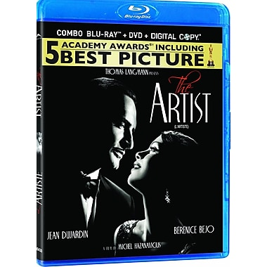 The Artist (BRD + DVD + Digital Copy)