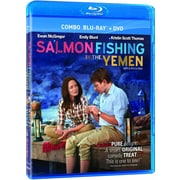Salmon Fishing In The Yemen (BRD + DVD)
