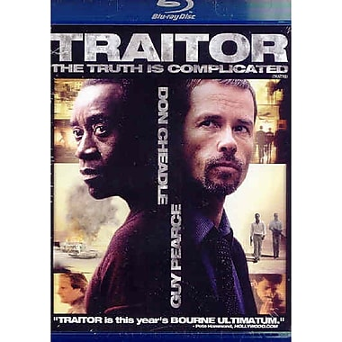 Traitor (BLU-RAY DISC)