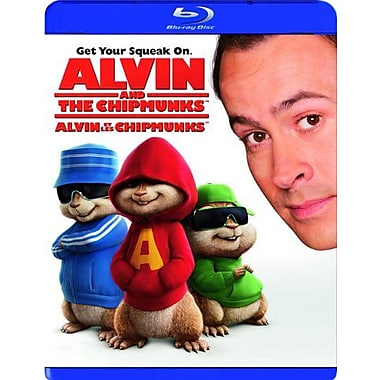 Alvin And The Chipmunks (BLU-RAY DISC)