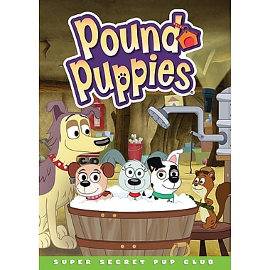 Pound Puppies - Super Secret Pup Club (DVD)