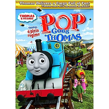 Thomas & Friends: Pop Goes Thomas (DVD)