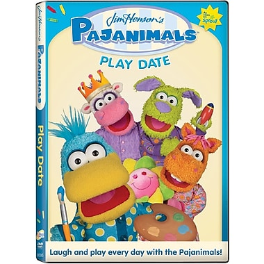 Pajanimals - Pajanimal's Playdate (DVD)
