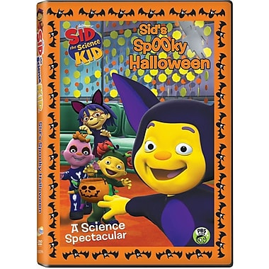 Sid The Science Kid - Sid's Spooky Halloween (DVD)