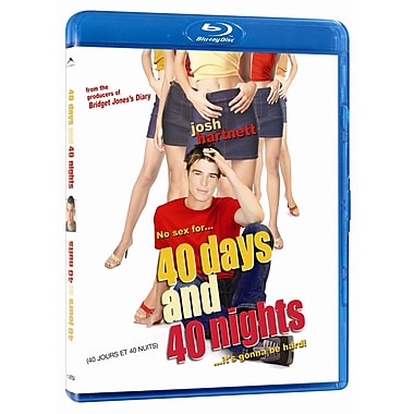 40 Days And 40 Nights (BLU-RAY DISC)