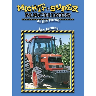 Mighty Machines: On The Farm! (DVD)