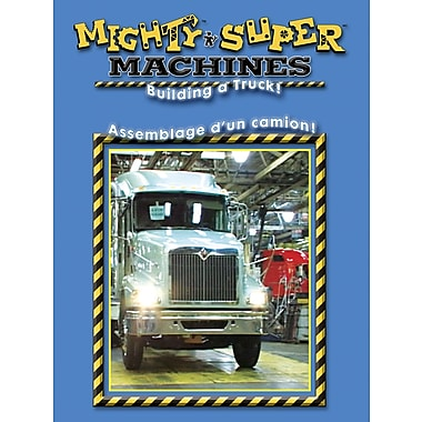 Mighty Machines: Building A Truck! (DVD)
