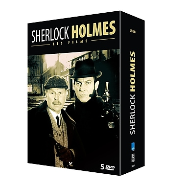Sherlock Holmes: Les Films (DVD)