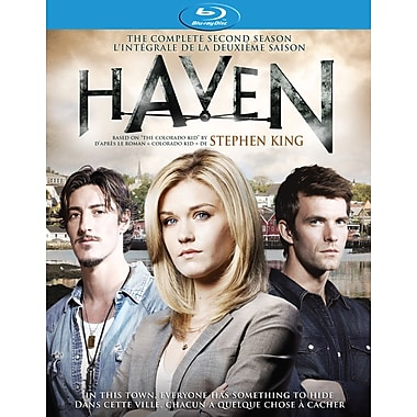 Haven - Season 2 (BLU-RAY DISC)