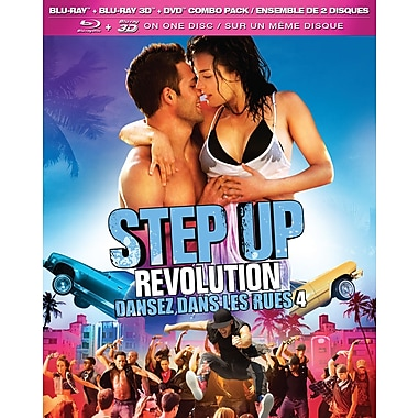 Step Up - Revolution (BLU-RAY DISC)