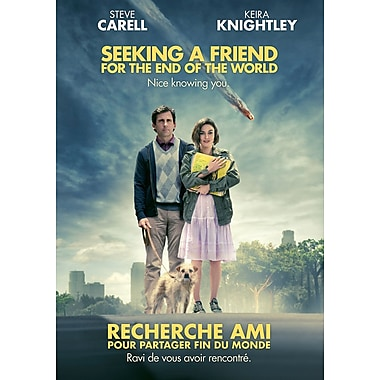 Seeking A Friend For The End Of The World (DVD)
