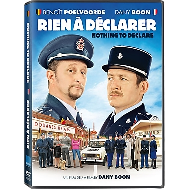 Nothing To Declare (DVD)