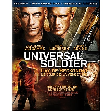Universal Soldier - Day Of Reckoning (BLU-RAY DISC)