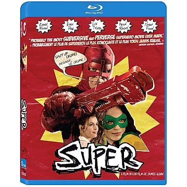 Super (BLU-RAY DISC)