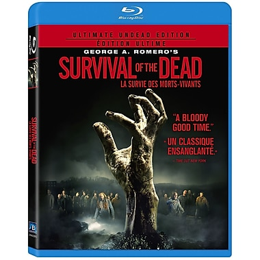 Survival Of The Dead (BLU-RAY DISC)