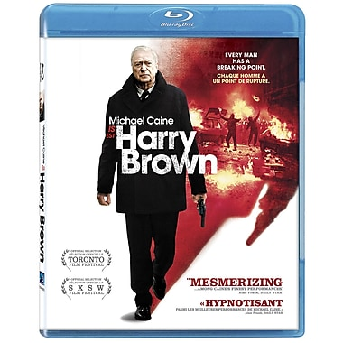 Harry Brown (BLU-RAY DISC)