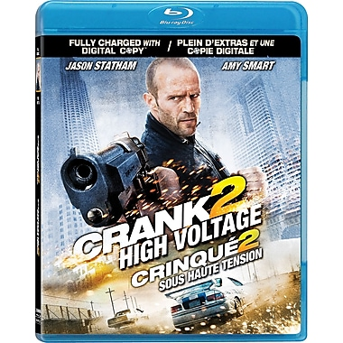 Crank2: High Voltage (BLU-RAY DISC)