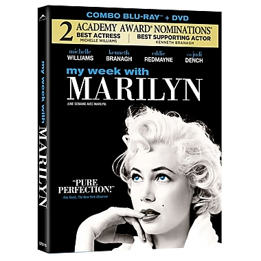 My Week With Marilyn (BRD + DVD)