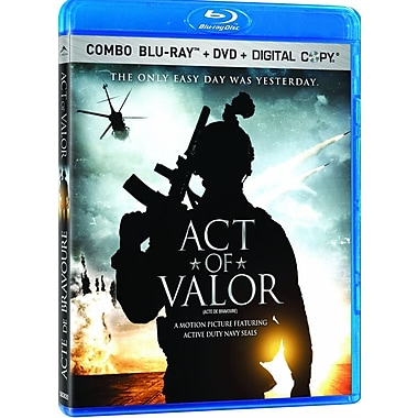 Act Of Valor (BRD + DVD + Digital Copy)